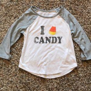Other - Super soft Halloween shirt!  3/4 baseball sleeves
